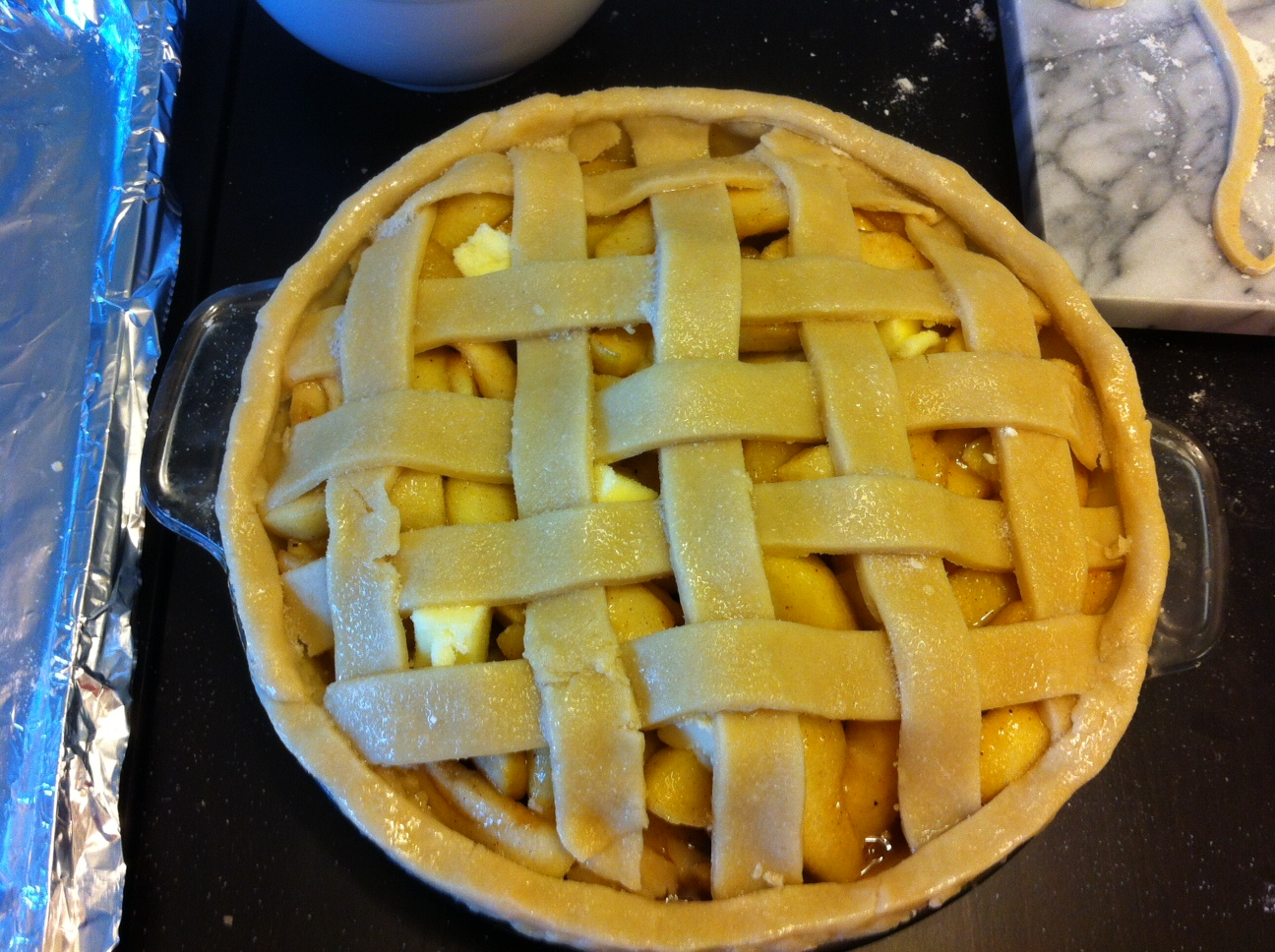 photo 26 Apple Pie: Its a marathon, not a sprint